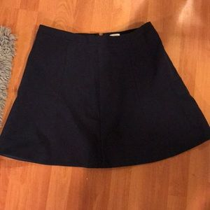 J Crew Factory Peplum Skirt